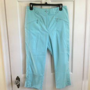 DKNY women's Golf Pants Capri New 8